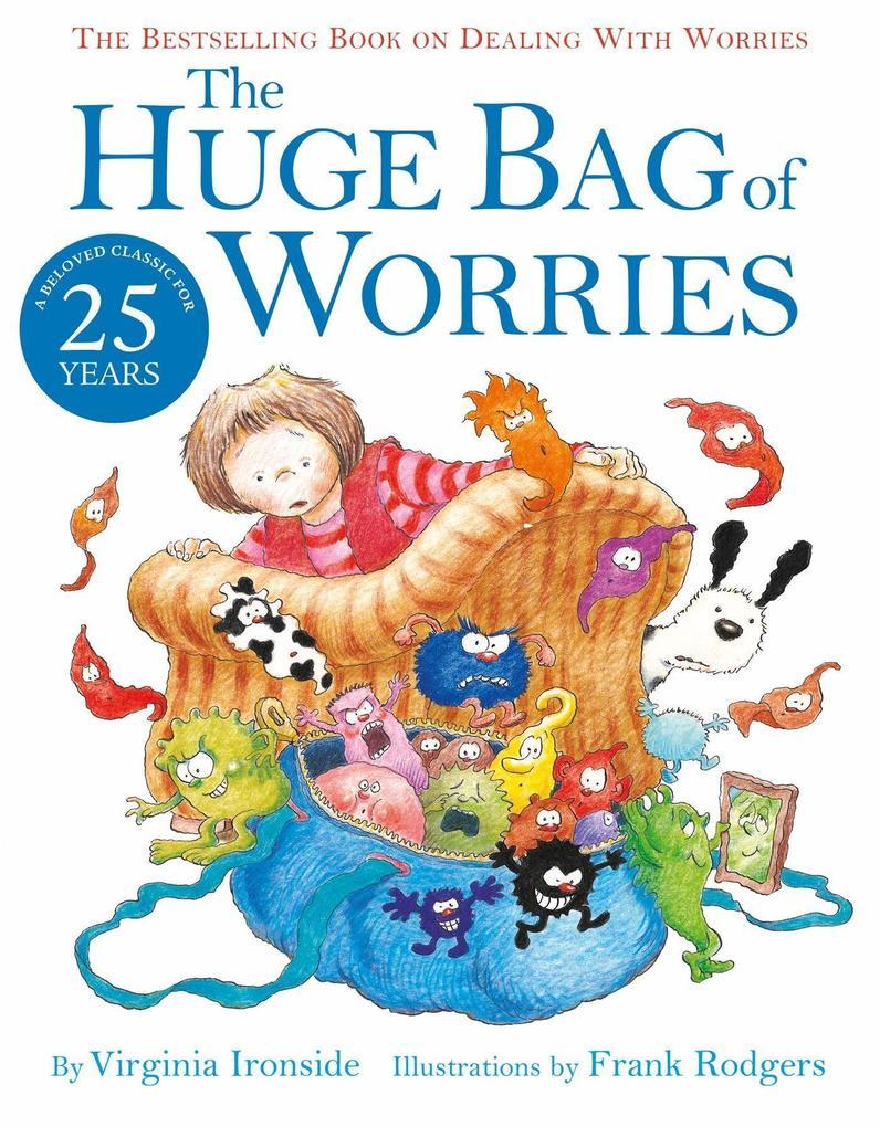 The Huge Bag of Worries als Taschenbuch