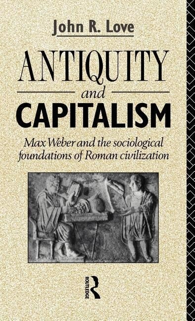 Antiquity and Capitalism als Buch