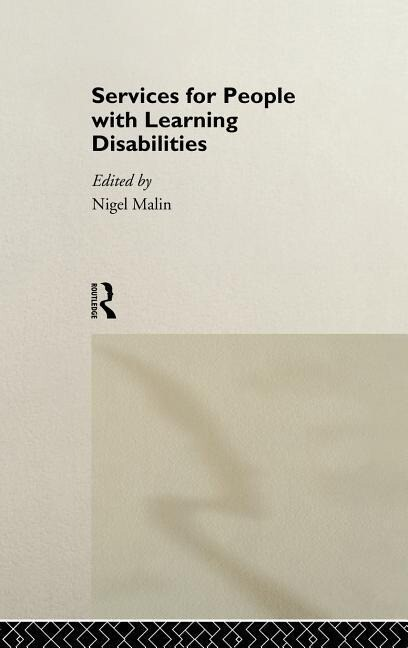 Services for People with Learning Disabilities als Buch