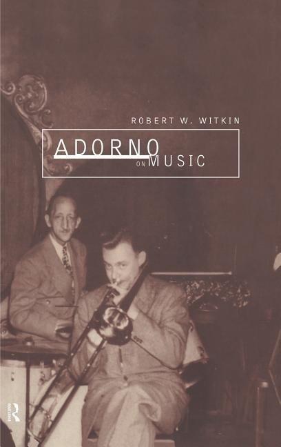Adorno on Music als Buch