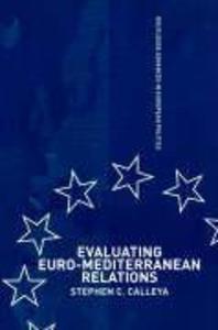 Evaluating Euro-Mediterranean als Taschenbuch