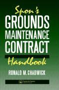 Spon's Grounds Maintenance Contract Handbook als Buch