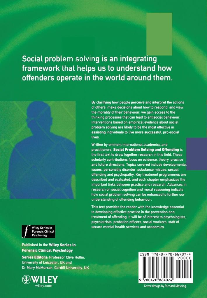 Social Problem Solving and Offending als Taschenbuch