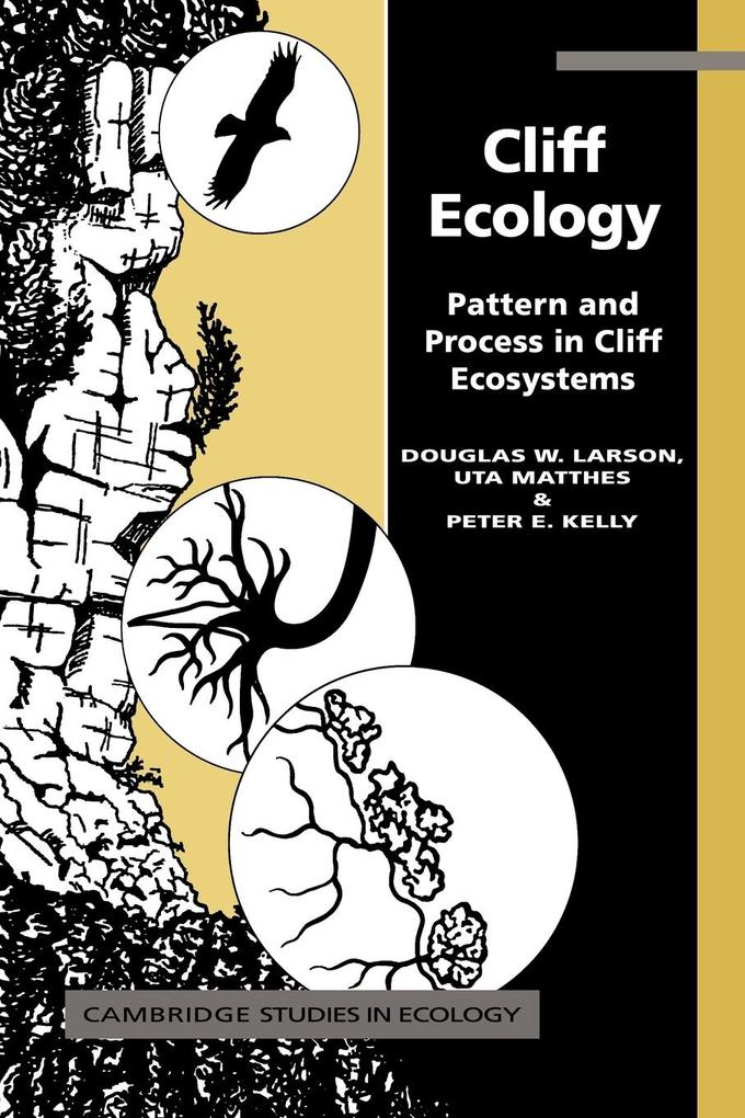 Cliff Ecology: Pattern and Process in Cliff Ecosystems als Buch