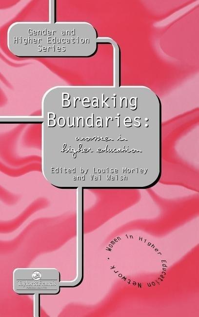 Breaking Boundaries: Women in Higher Education als Buch