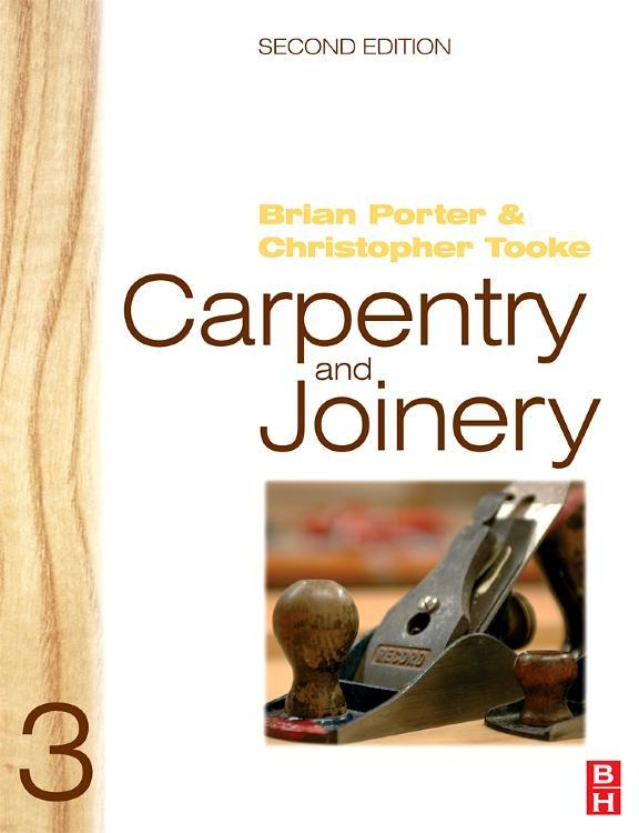 Carpentry and Joinery 3, 2nd ed als Taschenbuch