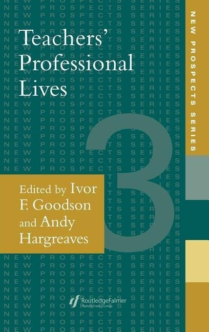 Teachers' Professional Lives als Buch
