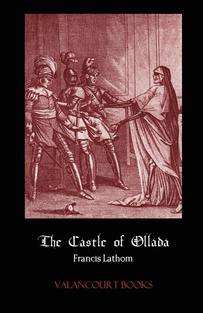 The Castle of Ollada als Taschenbuch