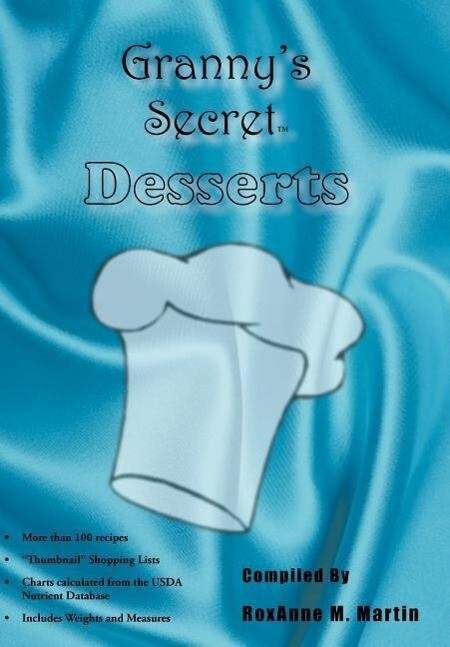 Granny's Secret Desserts als Buch