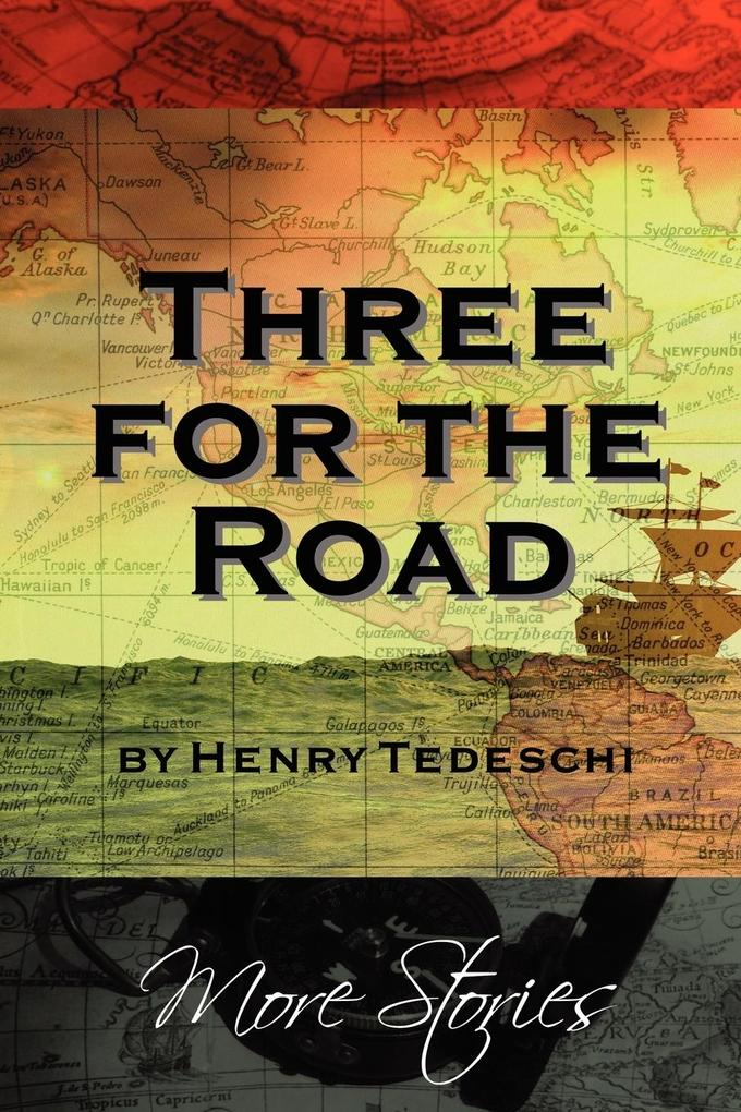 Three for the Road als Buch