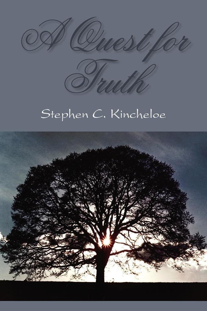 A Quest for Truth als Taschenbuch