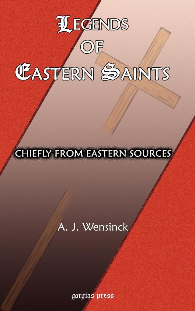 Legends of Eastern Saints als Buch