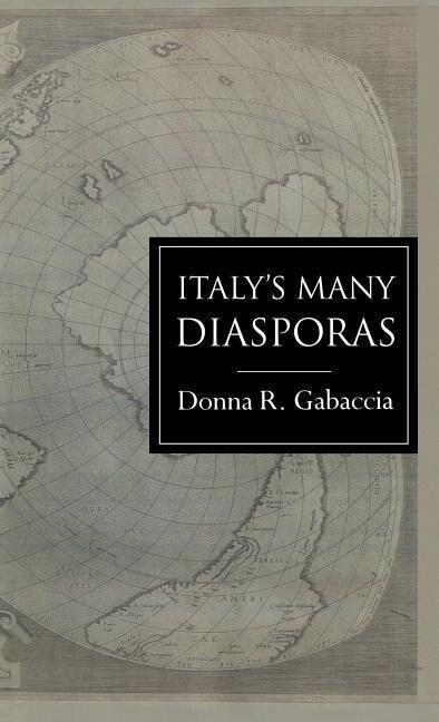 Italy's Many Diasporas als Buch