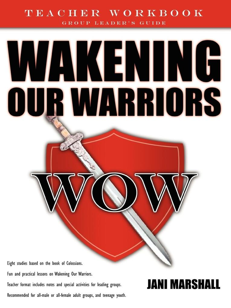 Wakening Our Warriors: Teacher Workbook als Taschenbuch