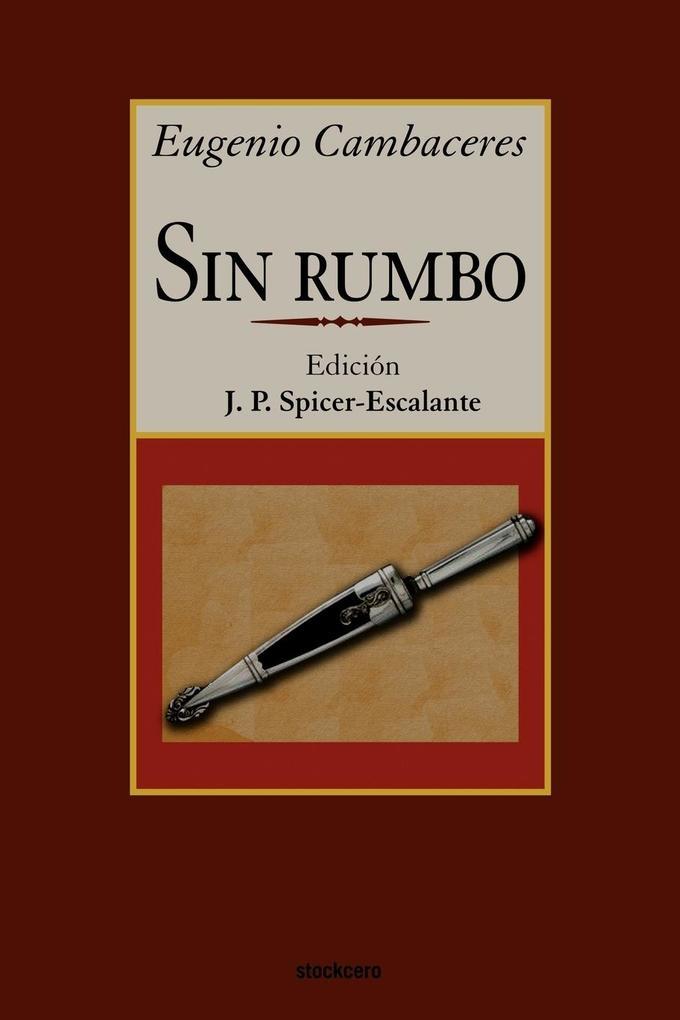 Sin Rumbo als Taschenbuch