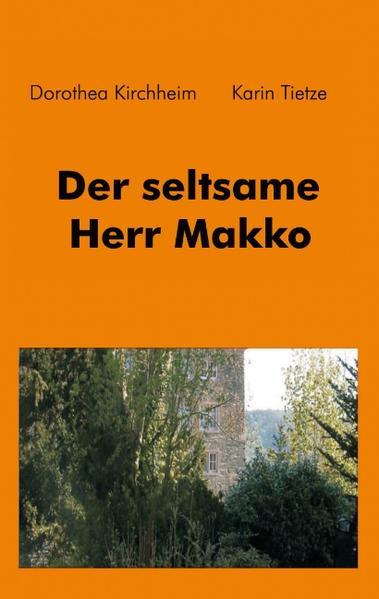 Der seltsame Herr Makko als Buch