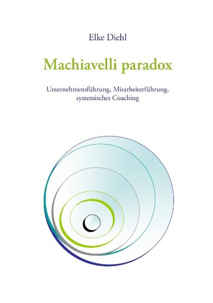 Machiavelli paradox als Buch
