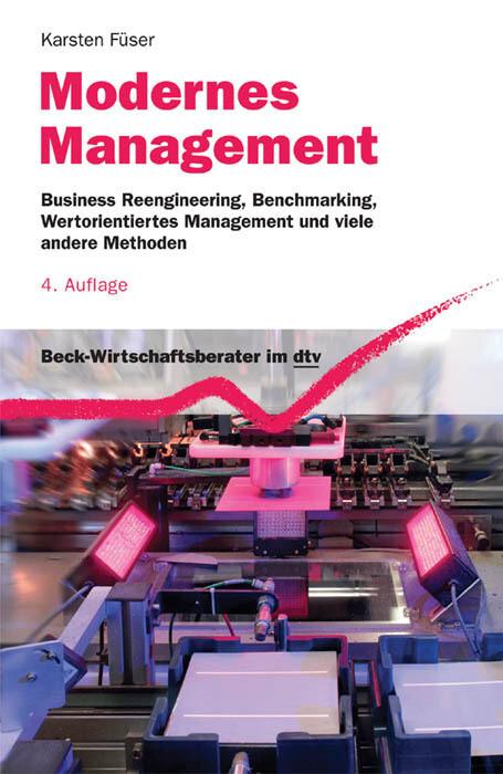 Modernes Management als Taschenbuch