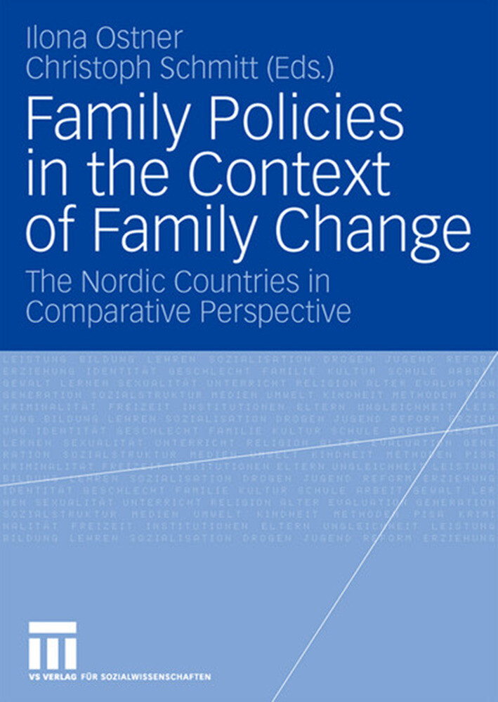 Family Policies in the Context of Family Change als Buch