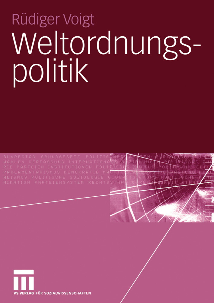 Weltordnungspolitik als Buch