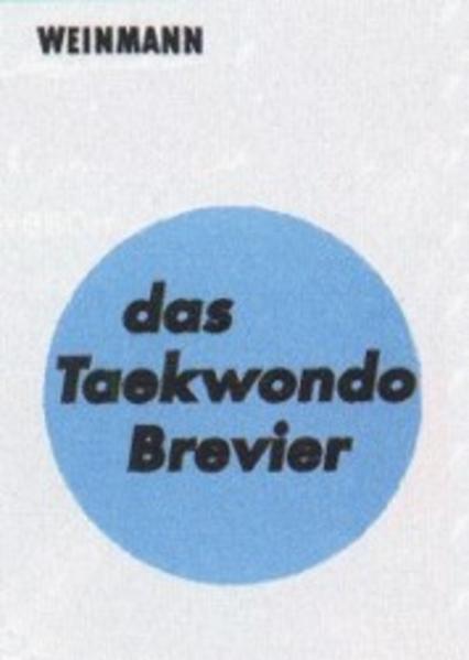 Das Taekwondo Brevier als Buch
