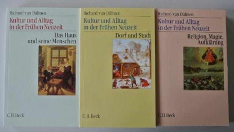 Kultur und Alltag in der Frühen Neuzeit 1-3 als Buch