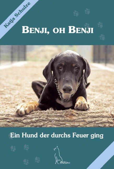 Benji, oh Benji als Buch