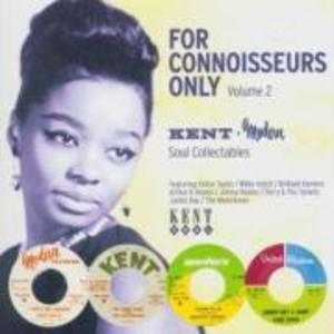 For Connoisseurs Only Vol.2 als CD