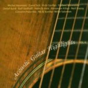 Acoustic Guitar Highlights Vol.6 als CD