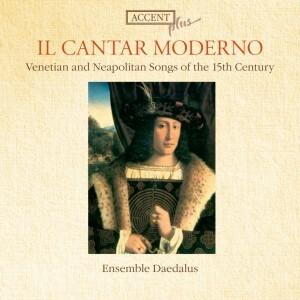 Il Cantar Moderno-Venez.& Neapolit.Lie als CD