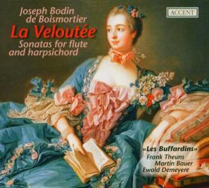 Sonaten Für Flöte Und Cembalo als CD