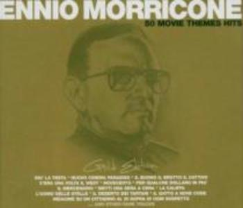 Morricone:50 Movie Themes Hits als CD
