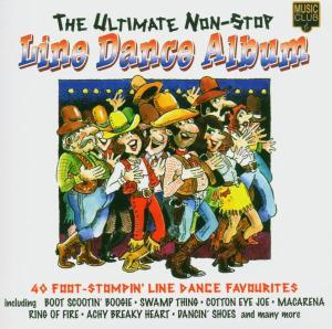 Ult. Nonstop Line Dance Party als CD