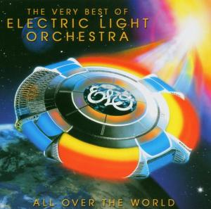 All Over The World: The Very Best Of ELO als CD
