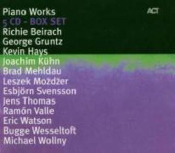 Piano Works Vol.1 Bis 5 als CD