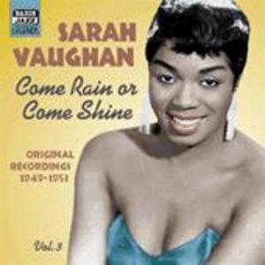Come Rain Or Come Shine als CD