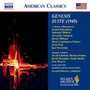 Genesis Suite als CD