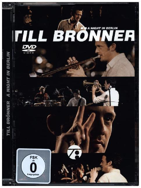 Till Brönner - A Night In Berlin als DVD