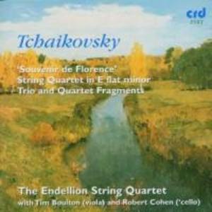 Tschaikowsky Chamber Music als CD