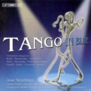 Tango In Blue als CD
