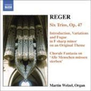 Orgelwerke Vol.6 als CD