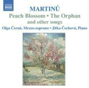 Peach Bloosom/The Orphan/+ als CD