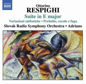 Suite In E-Dur/Variazioni Sinf als CD