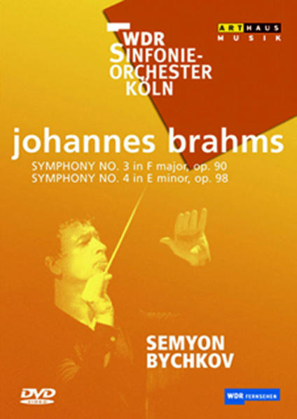 Sinfonien 3+4 als CD