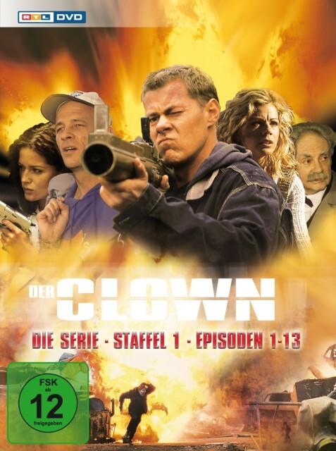 Der Clown - Staffel 1 als DVD