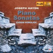 Klaviersonaten als CD