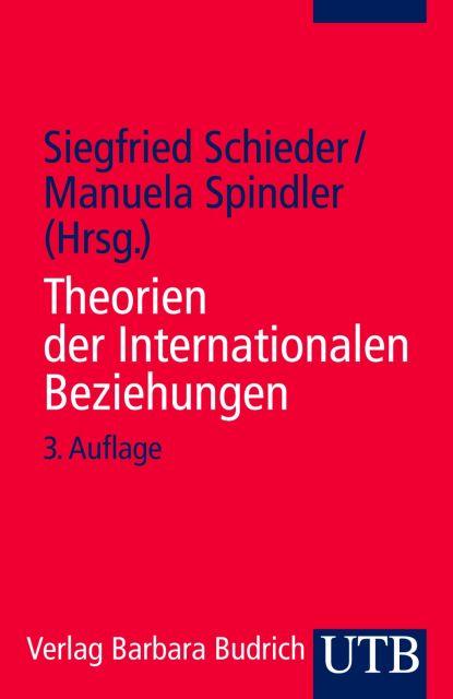 Theorien der Internationalen Beziehungen als Taschenbuch