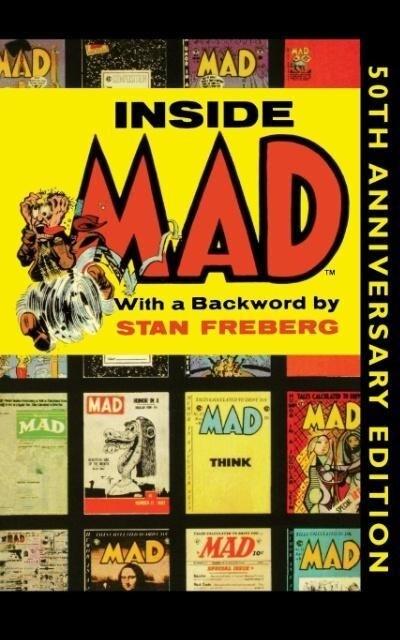 Inside Mad, 50th Anniversary Edition Vol. 3 als Taschenbuch