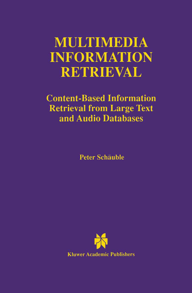 Multimedia Information Retrieval als Buch