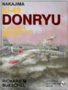 Nakajima Ki-49 Donryu in Japanese Army Air Force Service als Taschenbuch